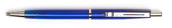 Export Pen Neon Blauw