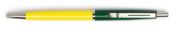 Export Pen Multi-Color Groen & Geel