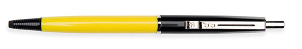Export Pen Zwart & Geel