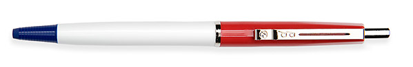 Budget Pen Rood,Wit & Blauw