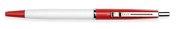 Budget Pen Rood & Wit