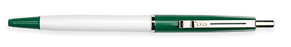 Budget Pen Groen & Wit