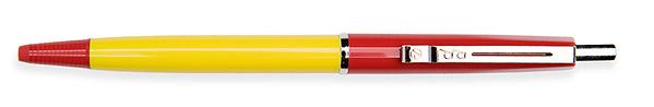Budget Pen Rood & Geel