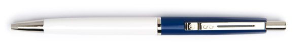 Export Pen Multi-Color Donkerblauw & Wit